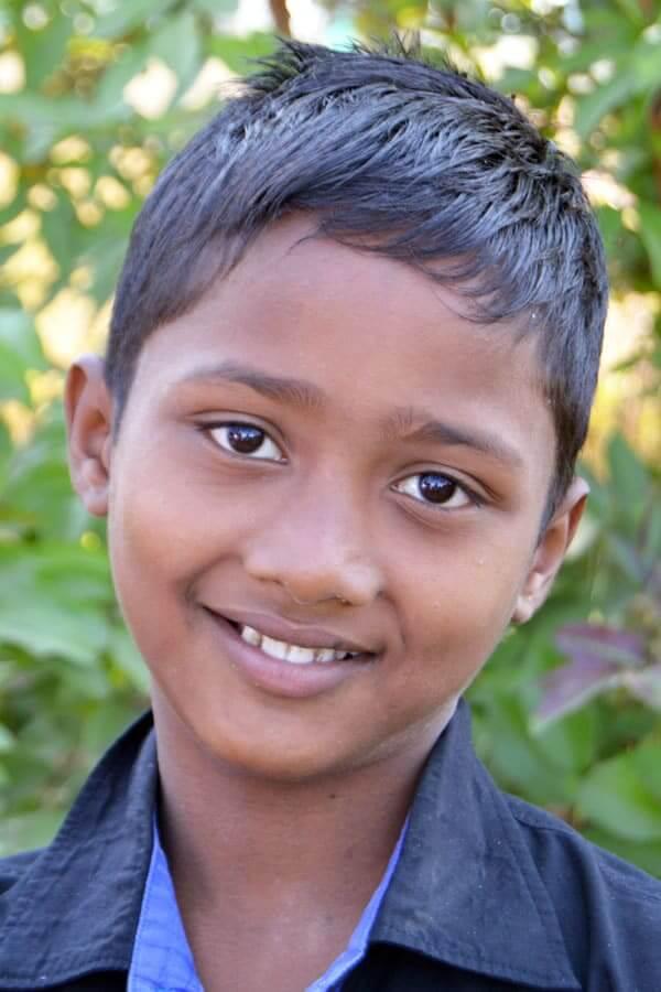 Bikram Pattnaik ID350 Grade: 6 Male