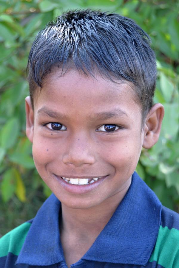 Romanchal Chhatria ID369 Grade: 4 Male
