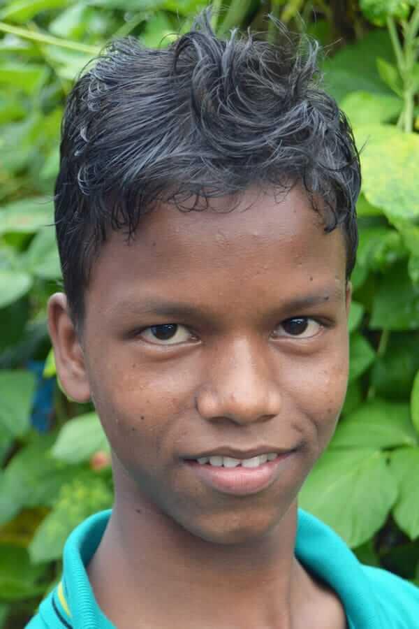 Baghrai Beshra ID613 Grade: 5 Male