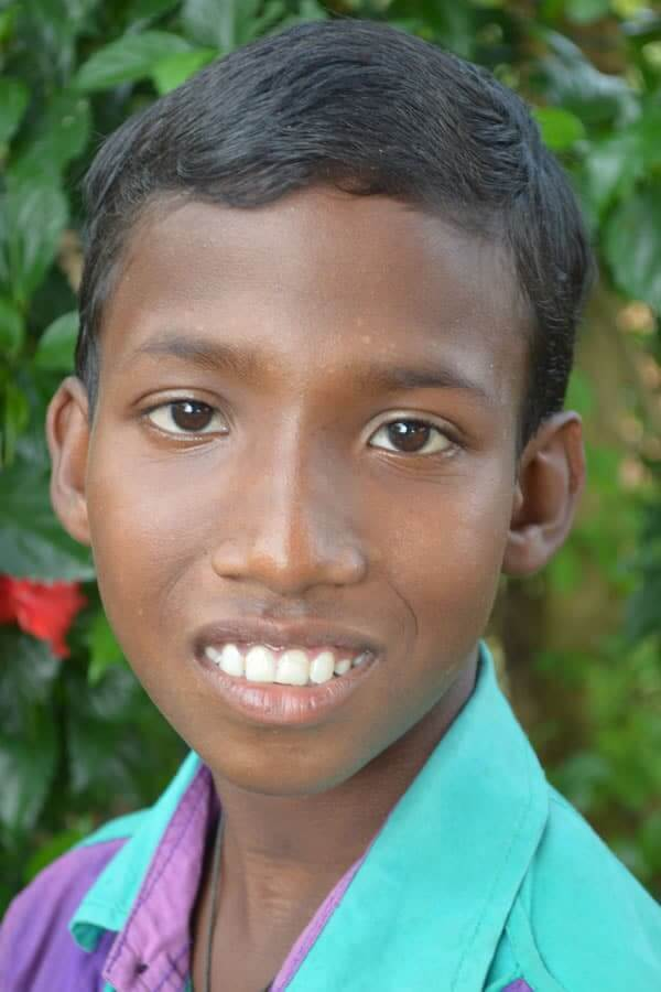 Purna Marandi ID3308 Grade: 5 Male