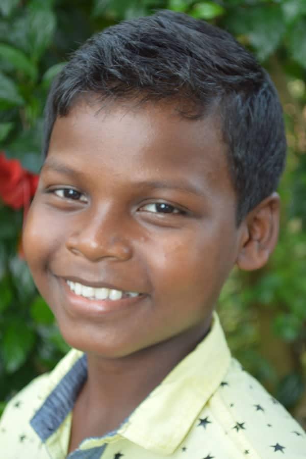Arun Sing ID3309 Grade: 5 Male