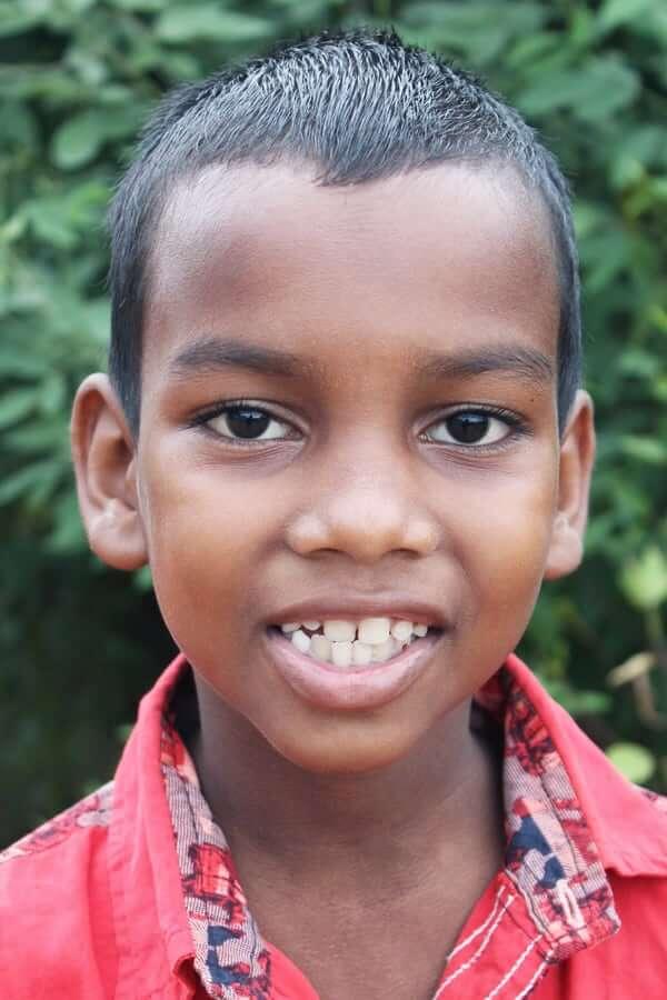 Sagar Kumar Patra ID# 3493 Grade: 5 Male