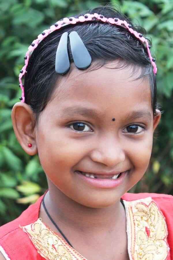 Premsila Toppo ID# 3503 Grade: 2 Female