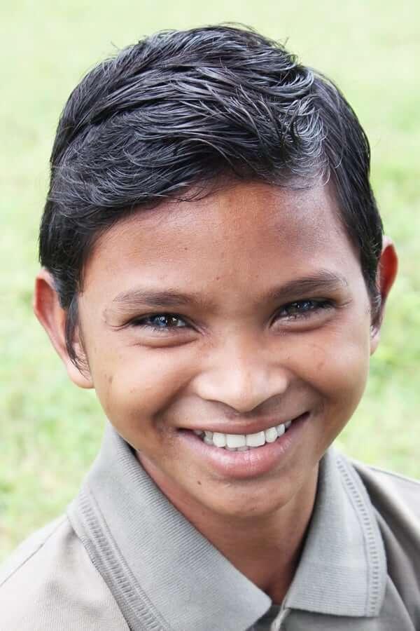 Ajaya Khillo ID# 5220 Grade: 5 Male